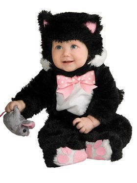 Inky Black Kitty Tm Costume
