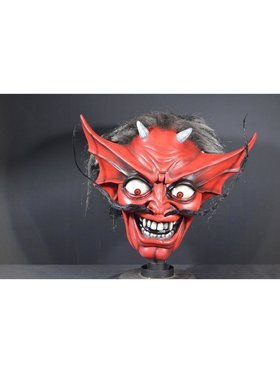 Iron Maiden Number of the Beast Adult Devil Mask