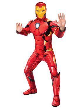 Deluxe Ironman Costume for Adults