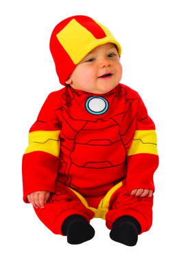 Iron Man Infant Romper