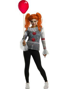 Women's Pennywise Costume Kit