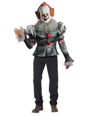 Pennywise Deluxe Costume - It 2 Movie