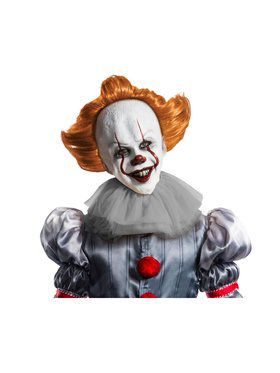 Pennywise Latex Overhead Mask - It 2 Movie