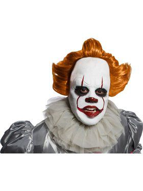Pennywise Prosthetic - It 2 Movie