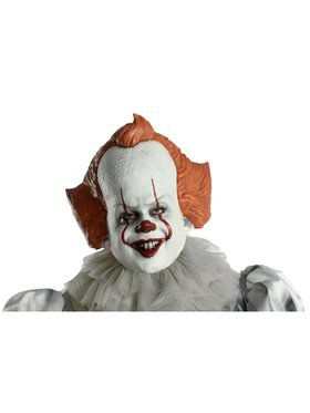 Pennywise Vinyl Mask - It 2 Movie