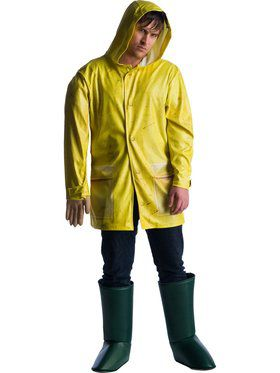 Mens It Georgie Movie Costume