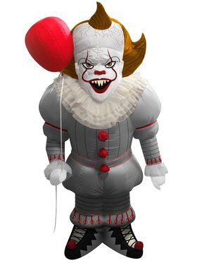 IT Movie Pennywise Inflatable Lawn Prop