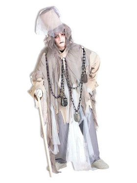 Jacob Marley Men's Costume