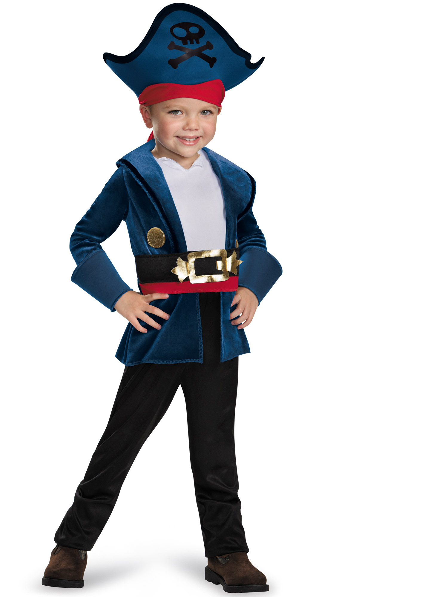 Disguise Inc Jake And The Neverland Pirates Costume