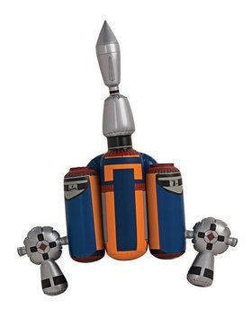 Jango Fett Inflatable Backpack Tm