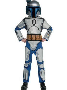 Jango Fett Costume for Kids