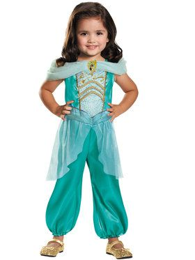 Jasmine Classic Costume Toddler