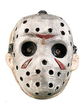 Jason Animated Mini-Head Prop