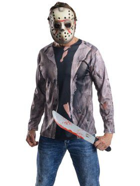 Jason Friday the 13th Costume Kit