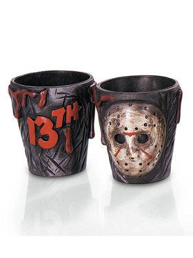 Novelty Jason Shot Glass