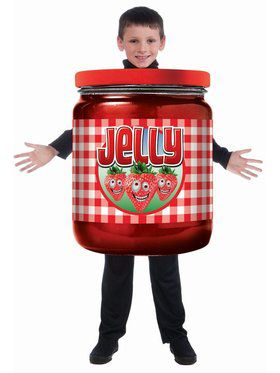 Jelly One Size Costume