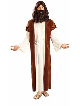 Jesus or Joseph Adult Costume