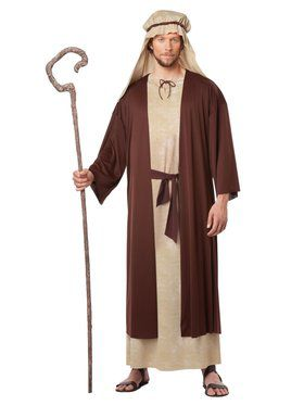 Jesus or Saint Joseph Men's Costume