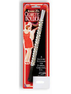 Jeweled Cigarette Holder Accessory