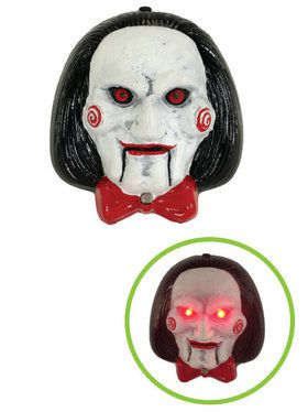 Jigsaw Animated 3 Inch Mini Head Decoration