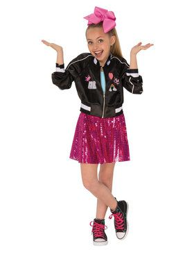 JoJo Siwa Jacket For Children