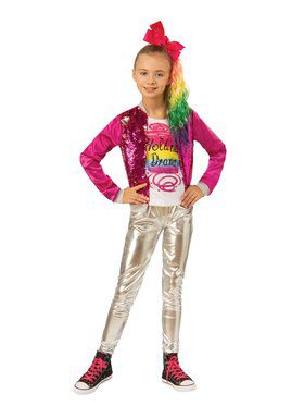 """Hold the Drama"" Jojo Siwa Costume"