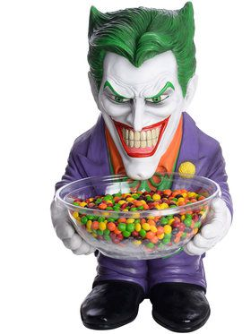 Joker Figure Candy Holder