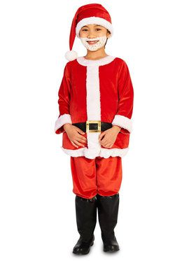 Jolly Belly Santa Suit For Children