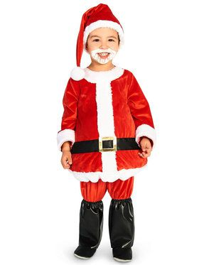 Jolly Belly Santa Suit For Toddlers