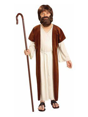 Jesus or Joseph Child Costume