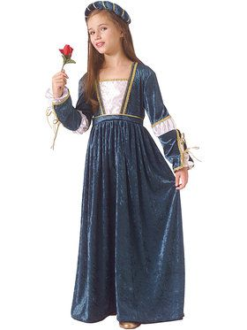 Juliet Costume For Children