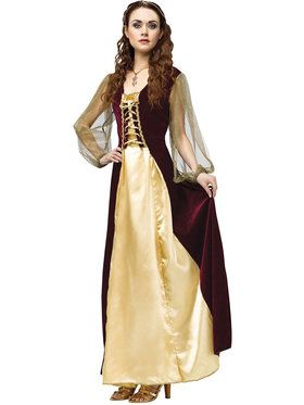 Juliet Costume Women's Costume