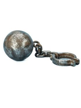 Jumbo Ball and Chain Accessory
