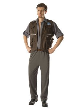 Jurassic World: Adult Deluxe Owen Costume