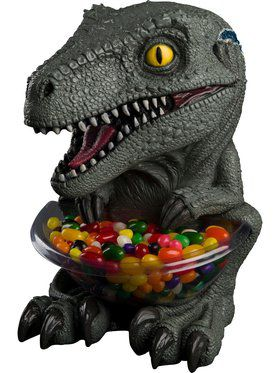 Jurassic World Blue Candy Bowl Holder Prop