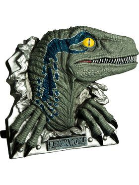 Jurassic World Blue Wall Breaker Prop