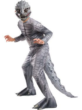 Jurassic World Dinosaur Boys Costume