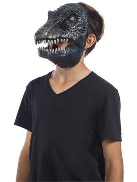 Jurassic World: Fallen Kingdom Baryonyx Movable Jaw Mask for Adults