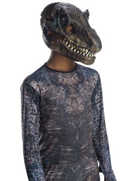 Jurassic World: Fallen Kingdom Baronyx Movable Jaw Mask for Children