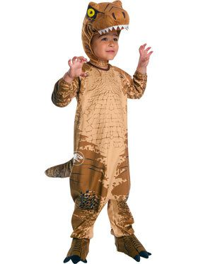 Jurassic World: Fallen Kingdom T-Rex Kids Costume