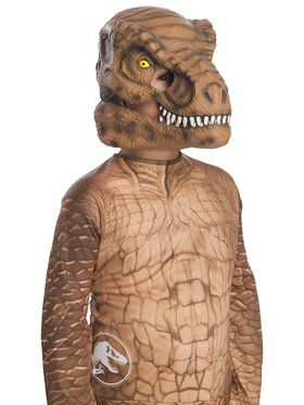 Jurassic World: Fallen Kingdom Tyrannosaurs Rex Movable Jaw Mask for Kids