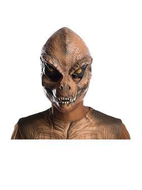 Jurassic World: Fallen Kingdom Tyrannosaurus Rex Vacuform Mask for Kids