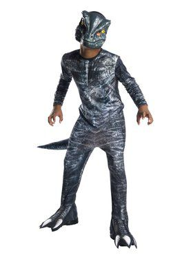 Jurassic World: Kids Fallen Kingdom Velociraptor Costume