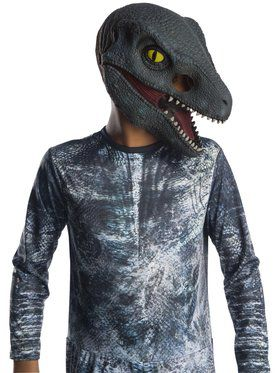 Jurassic World: Fallen Kingdom Velociraptor Mask for Kids