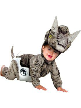 Jurassic World Hatching Triceratops Costume for Toddlers