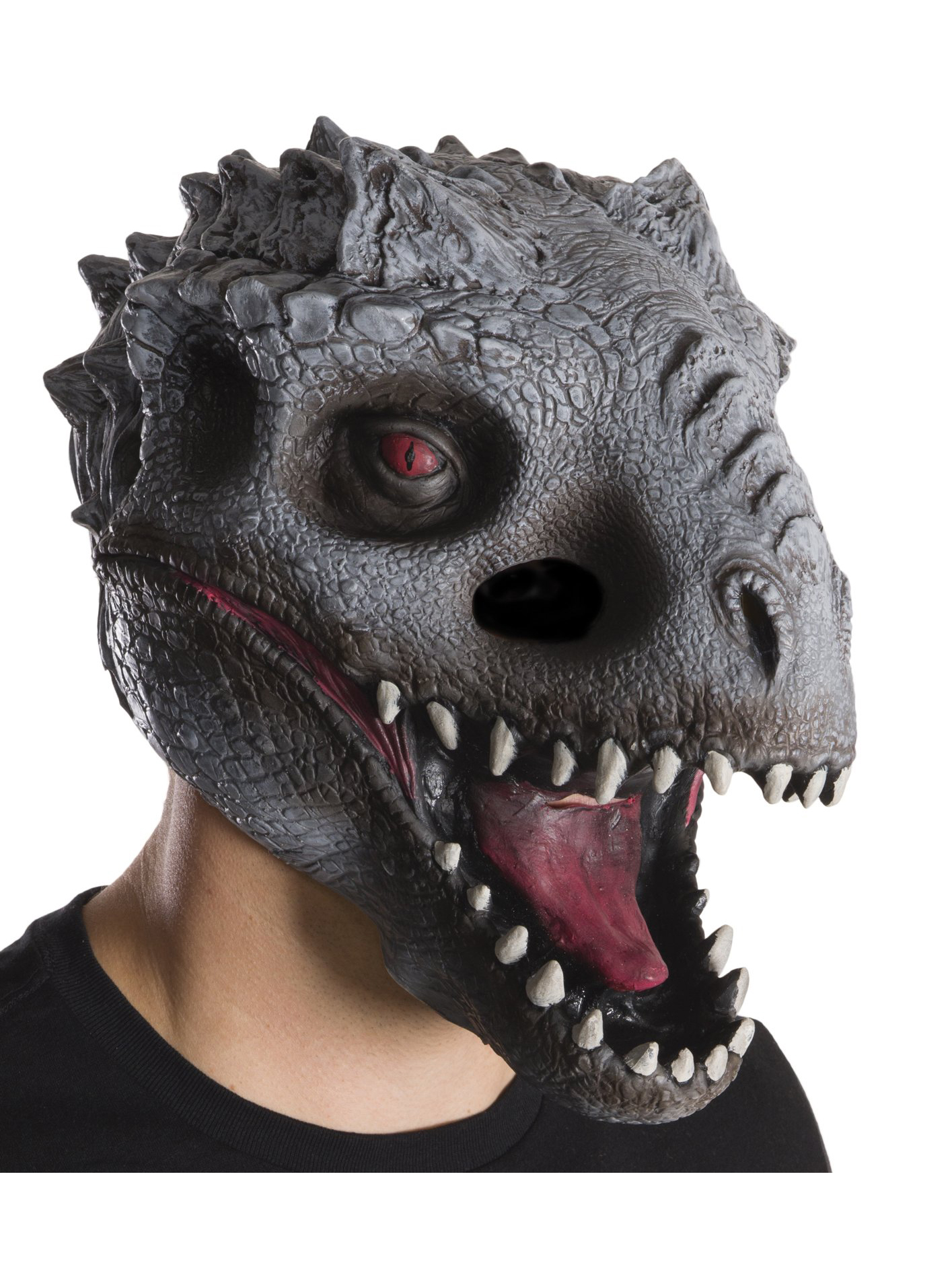 Jurassic World: Indominus Rex 3/4 Mask For Adults 36612R