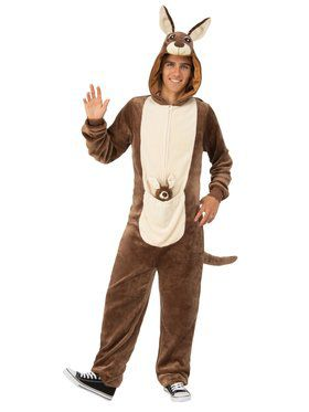 Kangaroo Comfy Wear Costume for Adults