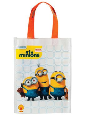 Kiddie Canvas Bag Minion
