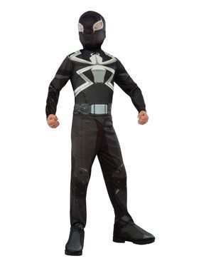 Child's Agent Venom Costume