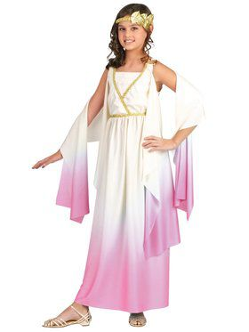 Kids Athena Costume for Girls